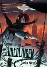 Wildlingen 1: De kraaienfluisteraar Boek omslag