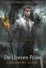 De Helse Creaties 2: De IJzeren Prins Boek omslag