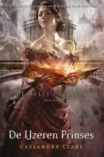 De Helse Creaties 3: De IJzeren Prinses Boek omslag