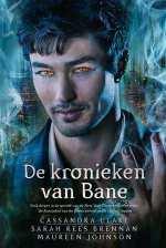De kronieken van Bane Boek omslag