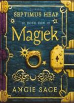 Septimus Heap 1: Magiek Boek omslag
