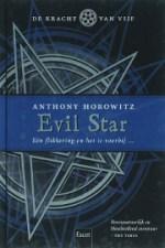 De Kracht van Vijf 2: Evil Star Boek omslag