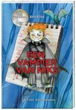 Een vampier van niks Boek omslag