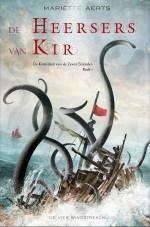 De Kronieken van de Zeven Eilanden 1: De Heersers van Kir Boek omslag