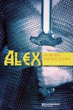 Alex en de Dux van het Zuiden Boek omslag