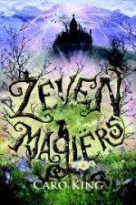 Zeven Magiërs Boek omslag