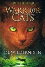 Warrior Cats 1: De wildernis in Boek omslag