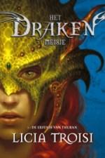 Het drakenmeisje Boek omslag