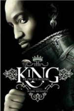 The King 1: De Zwarte Koning Boek omslag