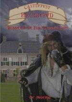 De Castlefest kronieken 1: Wanneer de zon terugdraait Boek omslag