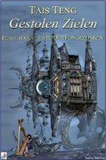Atlantis Ongezonken 1: Gestolen Zielen Boek omslag
