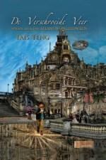 Atlantis Ongezonken 2: De Verschroeide Veer Boek omslag