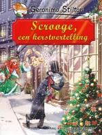 Scrooge, een kerstverhaal Boek omslag