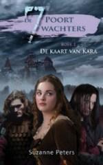 De 7 Poortwachters 1: De Kaart van Kara Boek omslag