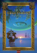 De Gran Terre-saga 1: Schaduwschepen Boek omslag