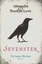 De laatste Wachter 1: Sevenster Boek omslag