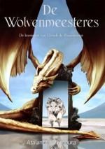 De kronieken van Ulriach de Waanzinnige 5: De Wolvenmeesteres Boek omslag