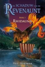 De Schaduw van de Revenaunt 1: Rhidauna Boek omslag