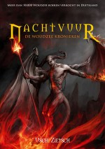 De Woudzee Kronieken 2: Nachtvuur Boek omslag