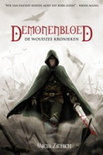 De Woudzee Kronieken 1: Demonenbloed Boek omslag