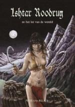 Ishtar Roodrug en het lot van de wereld Boek omslag