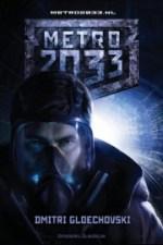 Metro 2033 Boek omslag
