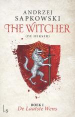 The Witcher boek 1: De laatste wens Boek omslag
