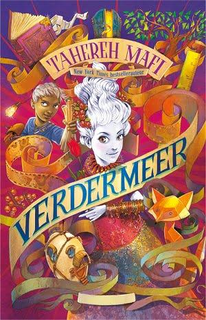 Tahereh Mafi - Verdermeer
