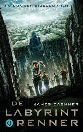 James Dashner - De Labyrintrenner