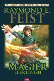 Raymond E. Feist - Magiër 1: Leerling (graphic novel)