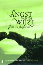 Patrick Rothfuss - De Angst van de Wijze
