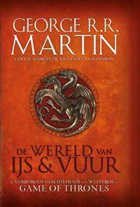 George R.R. Martin - Verborgen geschiedenis van Westeros en Game of Thrones