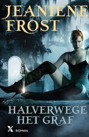 Jeaniene Frost - Nachtjagers 1: Halverwege het graf