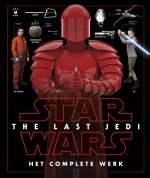 Star Wars - The Last Jedi: Het complete werk Boek omslag