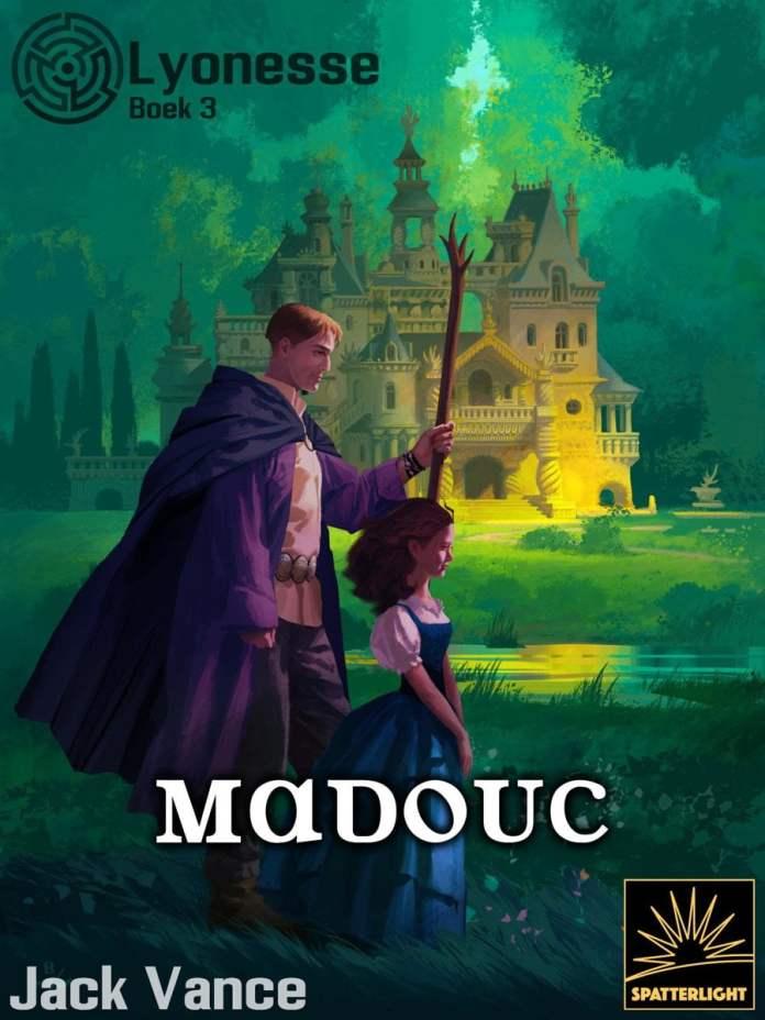 Madouc Boek omslag