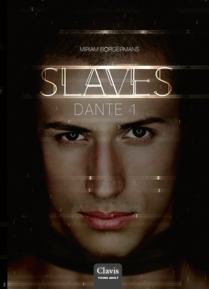 Dante 1 Boek omslag
