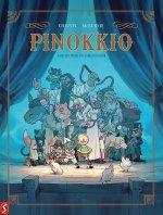 Pinokkio Boek omslag