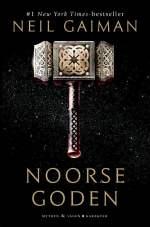 Noorse goden Boek omslag