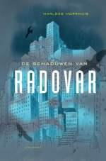 De schaduwen van Radovar Boek omslag