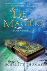 Bovenwereld 2: De Magiërs Boek omslag