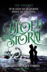 Bloed en Storm Boek omslag