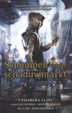 Schimmen van de schaduwmarkt Boek omslag