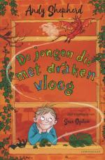 De jongen die met draken vloog Boek omslag