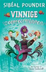 Vinnige zeemeerminnen Boek omslag