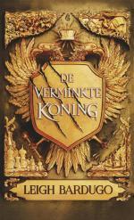De verminkte koning Boek omslag