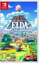 Zelda Links Awakening Boek omslag