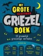Het grote Kluitman Griezelboek Boek omslag