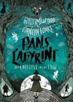 Pan's Labyrinth Boek omslag