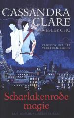Scharlakenrode magie Boek omslag
