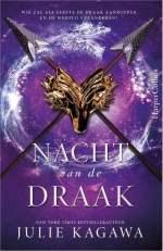 Nacht van de Draak Boek omslag